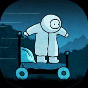 YURI 3.0 一款手绘风格的横版通关小游戏 中文版