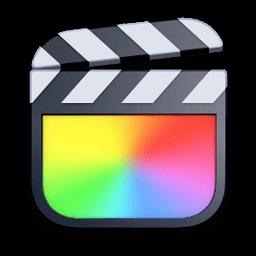 Final Cut Pro 10.5.4 中文版 Mac上FCPX经典视频剪辑软件